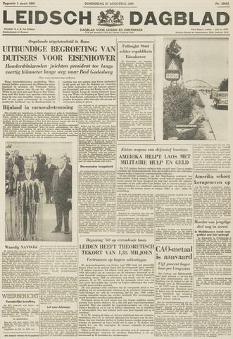 Leidsch Dagblad 1959-08-27