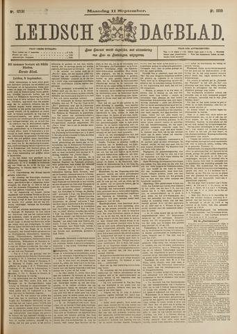 Leidsch Dagblad 1899-09-11
