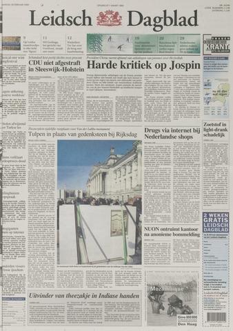Leidsch Dagblad 2000-02-28