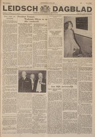 Leidsch Dagblad 1951-07-05