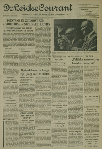Leidse Courant 1964-08-07
