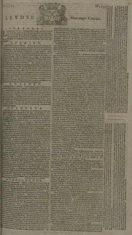 Leydse Courant 1744-11-09