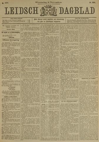 Leidsch Dagblad 1904-11-02