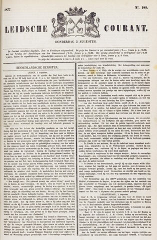 Leydse Courant 1877-08-02