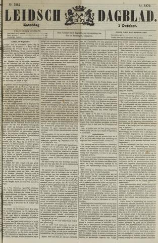 Leidsch Dagblad 1870-10-01