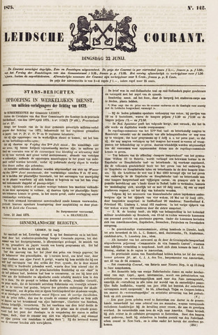 Leydse Courant 1875-06-22