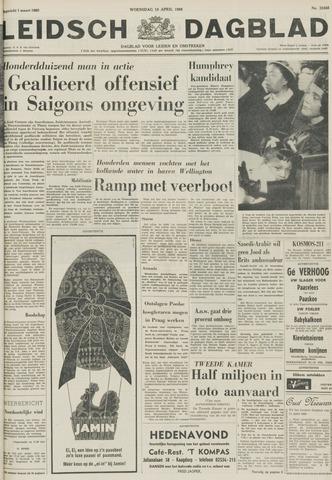 Leidsch Dagblad 1968-04-10