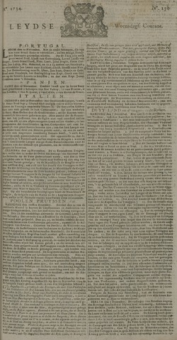 Leydse Courant 1734-12-15
