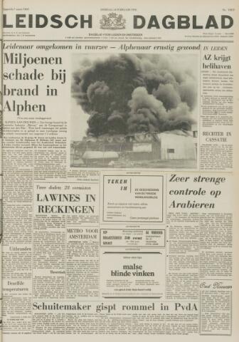 Leidsch Dagblad 1970-02-24