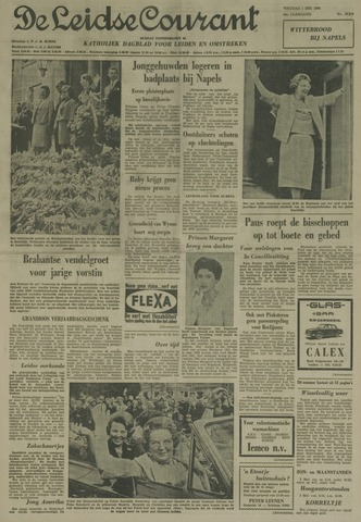 Leidse Courant 1964-05-01