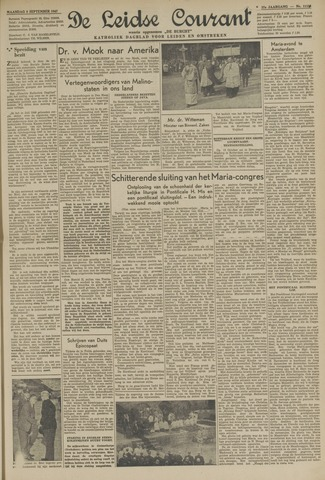 Leidse Courant 1947-09-08