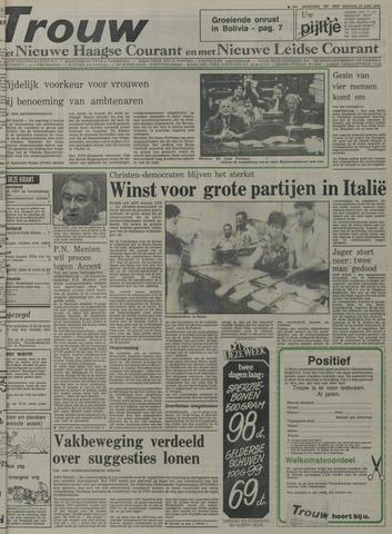 Nieuwe Leidsche Courant 1976-06-22