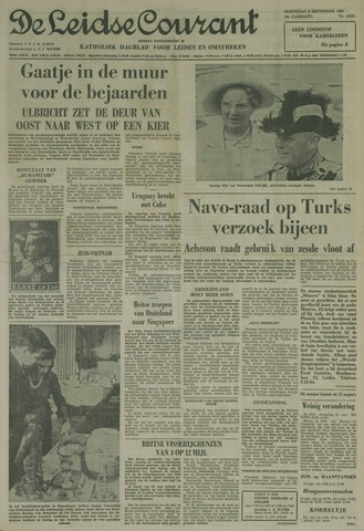 Leidse Courant 1964-09-09