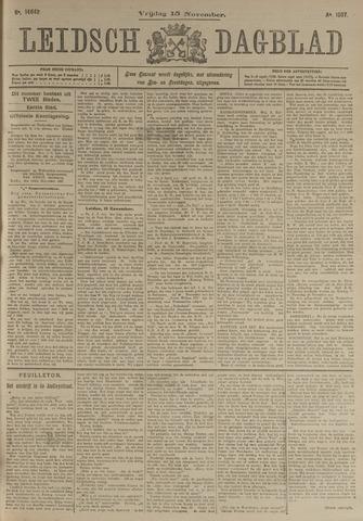Leidsch Dagblad 1907-11-15