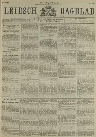 Leidsch Dagblad 1911-07-29
