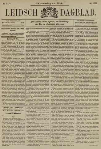 Leidsch Dagblad 1890-05-14