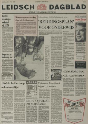 Leidsch Dagblad 1978-04-19