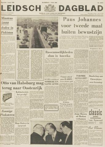 Leidsch Dagblad 1963-06-01