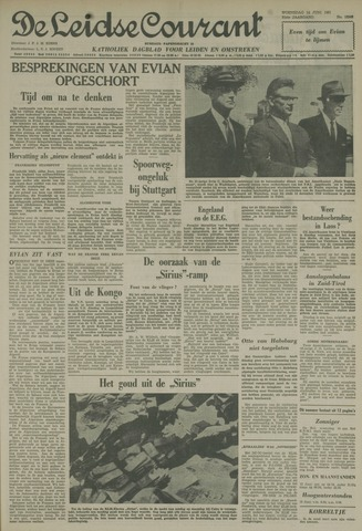Leidse Courant 1961-06-14
