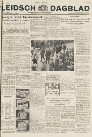 Leidsch Dagblad 1954-05-07