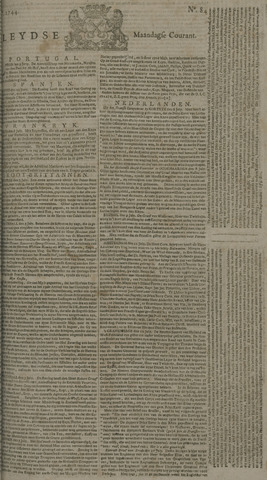 Leydse Courant 1744-07-13