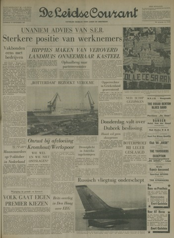 Leidse Courant 1969-09-20