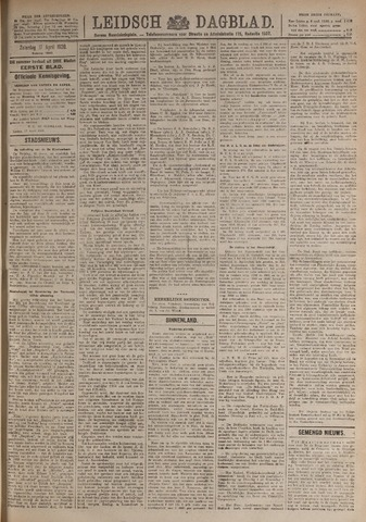 Leidsch Dagblad 1920-04-17