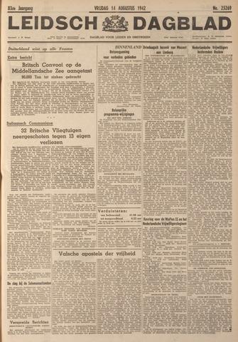 Leidsch Dagblad 1942-08-14