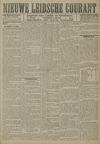Nieuwe Leidsche Courant 1923-05-24