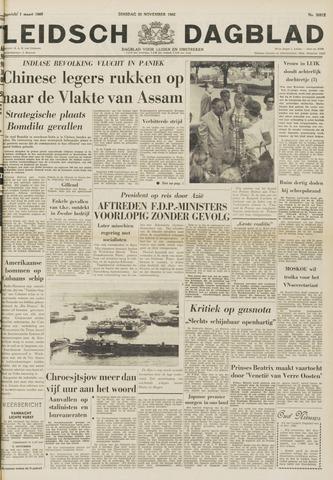 Leidsch Dagblad 1962-11-20
