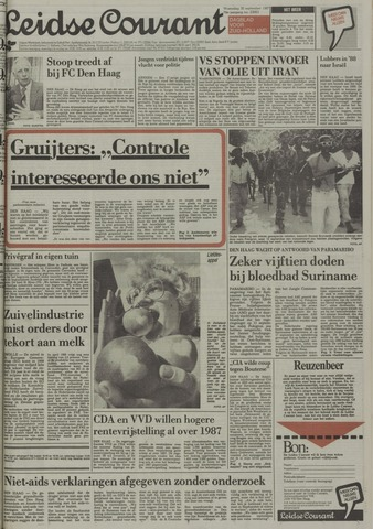 Leidse Courant 1987-09-30