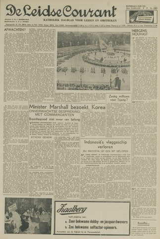 Leidse Courant 1951-06-09