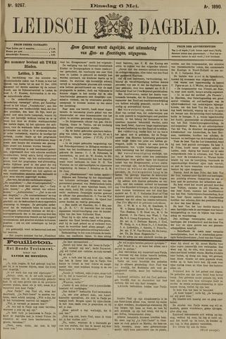 Leidsch Dagblad 1890-05-06