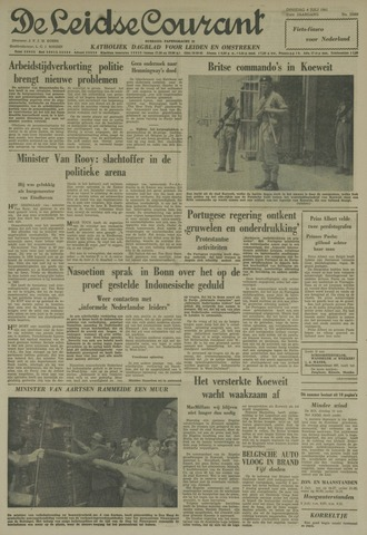 Leidse Courant 1961-07-04