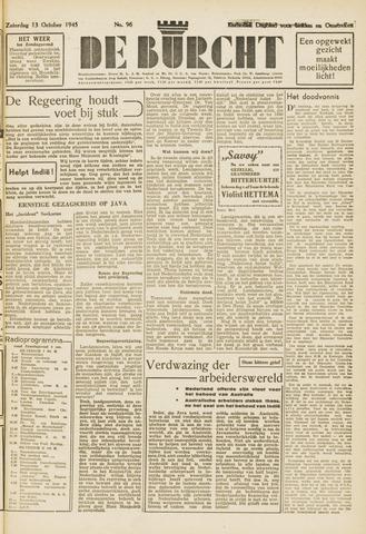 De Burcht 1945-10-13