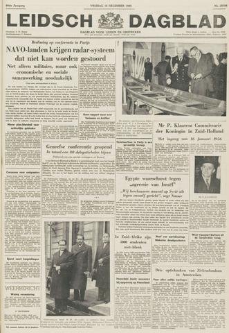 Leidsch Dagblad 1955-12-16