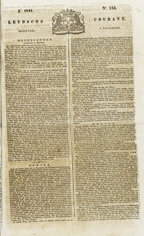Leydse Courant 1841-12-06