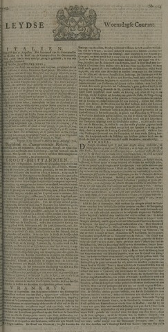 Leydse Courant 1722-09-23