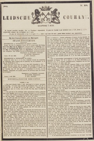 Leydse Courant 1884-07-07