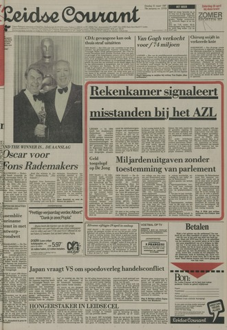 Leidse Courant 1987-03-31