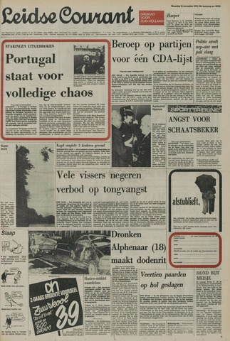 Leidse Courant 1975-11-24