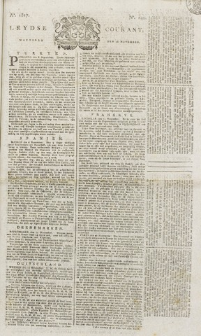 Leydse Courant 1817-11-26