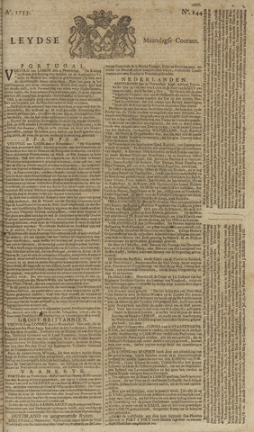 Leydse Courant 1755-12-01
