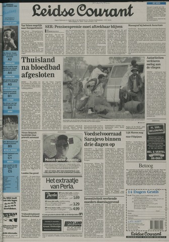Leidse Courant 1992-09-08