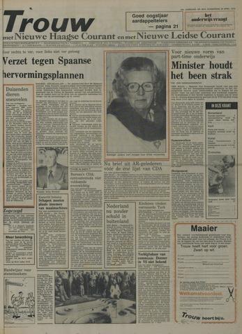 Nieuwe Leidsche Courant 1976-04-29