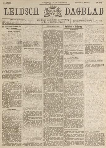 Leidsch Dagblad 1916-11-17