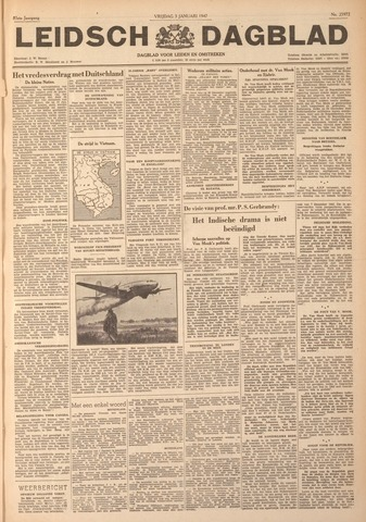 Leidsch Dagblad 1947-01-03