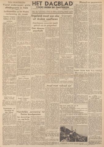 Dagblad voor Leiden en Omstreken 1944-05-15