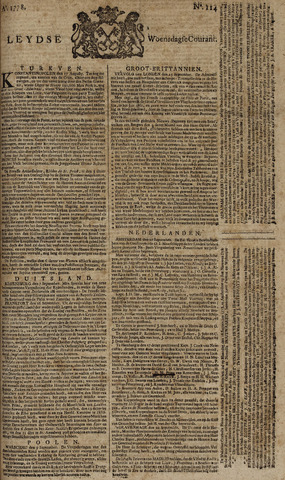 Leydse Courant 1778-09-23