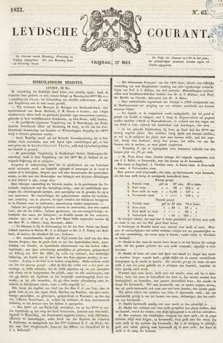 Leydse Courant 1853-05-27